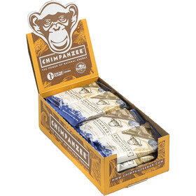 Chimpanzee Energy Bar Alimentazione sportiva Vegano Datteri & Cioccolato 20 x 55g
